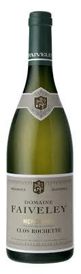 "Domaine Faiveley Mercurey Blanc ""Clos Rochette"" 2018 - 750ml"