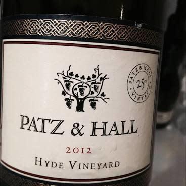 "Patz & Hall Chardonnay ""Hyde Vineyard"" 2012 - 3L"