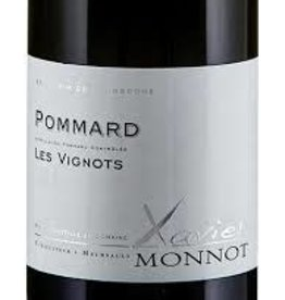 "Xavier Monnot Pommard ""Les Vignots"" 2016 - 750ml"