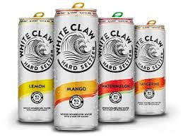 White Claw Seltzer Variety Pack #2 Case Cans 2/12pk - 12oz