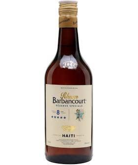 """Rhum Barbancourt """"5 Star"""" 8 Year Old Rum 750ml"""