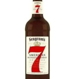 """Seagram's """"7"""" Canadian Whisky 750ml"""