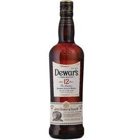 Dewars Scotch 12 Year Special Reserve - 375ml