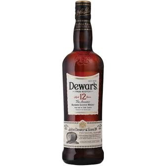 Dewars Scotch 12 Year Special Reserve - 375ml