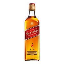 Johnnie Walker Scotch Red Label 750ml