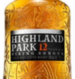 "Highland Park 12 Year Old ""Viking Honour"" 750ml"