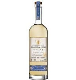 "Tequila Ocho Single Barrel ""Continental"" 100% Puro de Agave 750ml"
