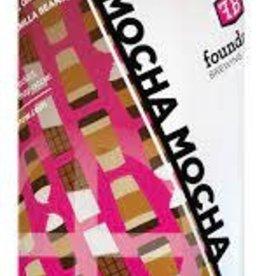"Foundation Brewing ""Mocha Mocha"" Stout Case Cans 6/4pk - 16oz"
