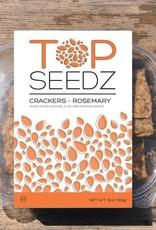 Top Seedz Crackers Rosemary 5 oz