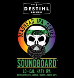 "Destihl Deadhead Series ""Soundboard"" Lo Cal Hazy IPA Cans 4pk - 16oz"