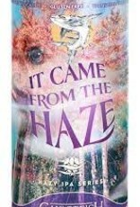 """Ghostfish Brewing """"It Came from the Haze"""" NEIPA Gluten Free Case Cans 6/4pk - 16oz"""