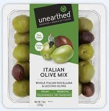 Unearthed Italian Olive Mix 7.8 oz
