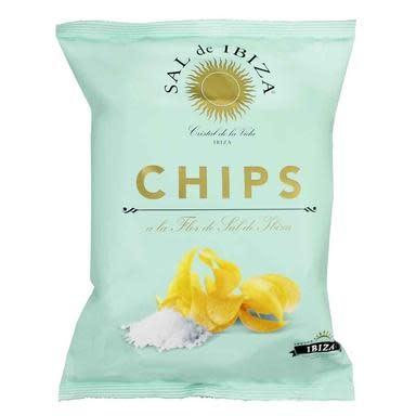 Ibiza Fleur de Sel Potato Chips 1.59 oz