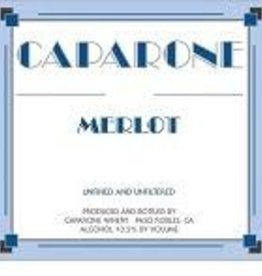 Caparone Merlot 2015 - 750ml