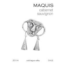 Vinã Maquis Cabernet Sauvignon 2017 - 750ml