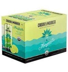 Crook & Marker Lime Margarita Cocktail Case 3/8pk - 11.5oz