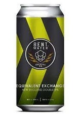 Bent Water Brewing Company Equivalent Exchange DIPA Case Cans 6/4pk - 16oz