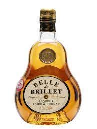 Belle de Brillet Pear Liqueur 375ml