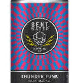 Bent Water Brewing Company Thunderfunk IPA Cans 4pk - 16oz