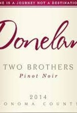 """Donelan Pinot Noir """"Two Brothers"""" 2014 - 750ml"""