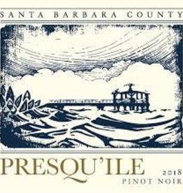Presqu'ile Pinot Noir Santa Barbara 2018 - 750ml
