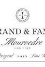 "I. Brand  Mourvedre ""Enz Vineyard"" 2018 - 750ml"