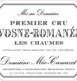 "Meo Camuzet Vosne Romanee 1er Cru ""Les Chaumes"" 2012 - 750ml"