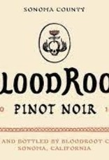 Blood Root Pinot Noir Sonoma 2018 - 750ml