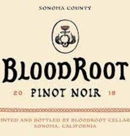 Blood Root Pinot Noir Sonoma 2018 - 750ml