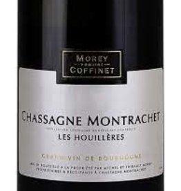 """Domaine Morey Coffinet Chassagne Montrachet """"Les Houilleres"""" 2017 - 750ml"""