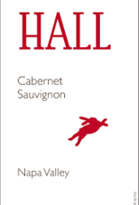 Hall Cabernet Sauvignon 2017 - 750ml