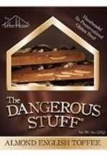 "The Toffee House ""Dangerous Stuff"" 8 oz Box"