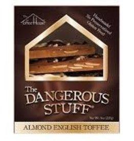 The Toffee House Dangerous Stuff 8oz Box