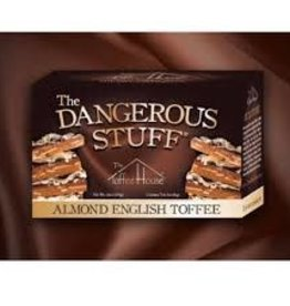 "The Toffee House ""Dangerous Stuff"" 16 oz Box"