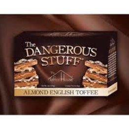 The Toffee House Dangerous Stuff 16oz Box