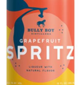 Bully Boy Distillers Grapefruit Spritz Case 6/4pk - 12oz
