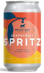 Bully Boy Distillers Grapefruit Spritz Case 12/4pk - 12oz
