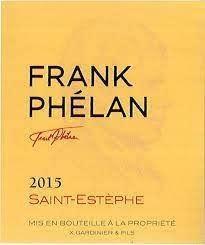 "Phelan Segur ""Frank Phelan"" Saint-Estèphe 2015 - 750ml"