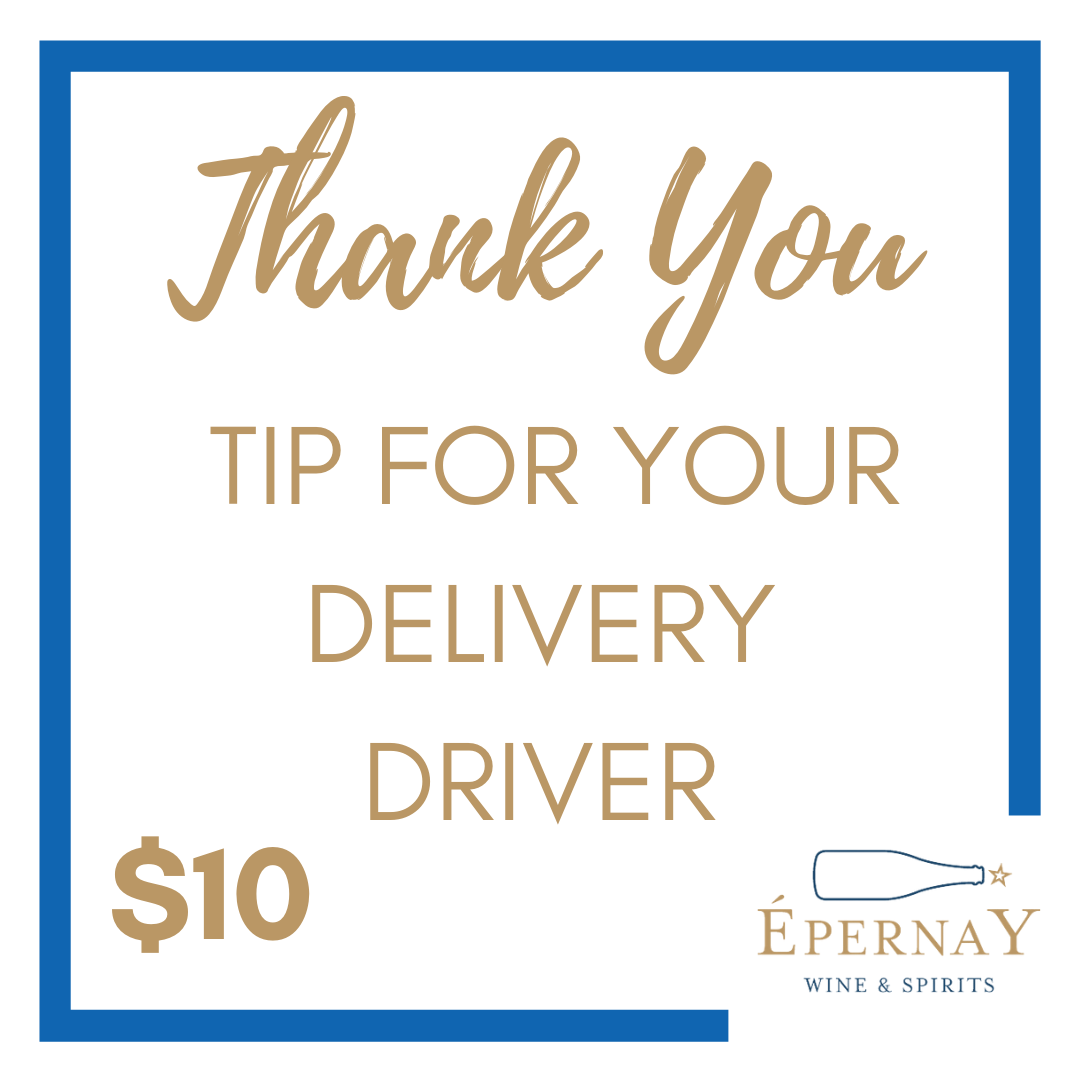 Driver Tip - $10