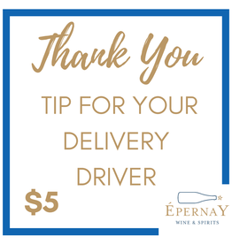 Driver Tip - $5