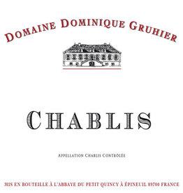 Domaine Dominique Gruhier Chablis 2019 - 750ml