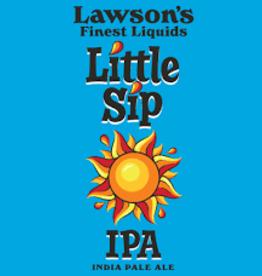 """Lawson's Finest """"Little Sip"""" IPA Case Cans 6/4pk - 16oz"""