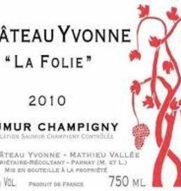 "Chateau Yvonne Saumur-Champigny ""La Folie"" 2019 - 750ml"
