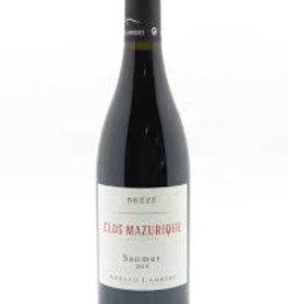 "Domaine Arnaud Lambert ""Clos Mazurique"" Monopole Saumur Rouge 2019 - 750ml"