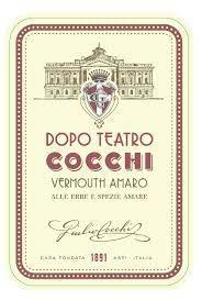 Cocchi Vermouth Amaro Dopo Teatro NV - 750ml