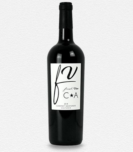 Fresh Vine Cabernet Sauvignon 2018 - 750ml