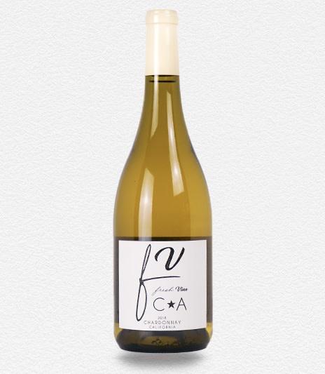 Fresh Vine Chardonnay 2018 - 750ml
