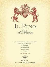 """Biserno """"Il Pino de Biserno"""" Toscana 2018 - 750ml"""