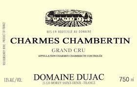 Domaine Dujac Charmes Chambertin Grand Cru 2018 - 750ml