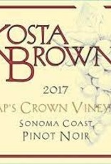 "Kosta Browne  Pinot Noir ""Gap's Crown"" 2017 - 750ml"